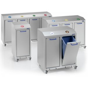 Abfallbehälter - Ascher