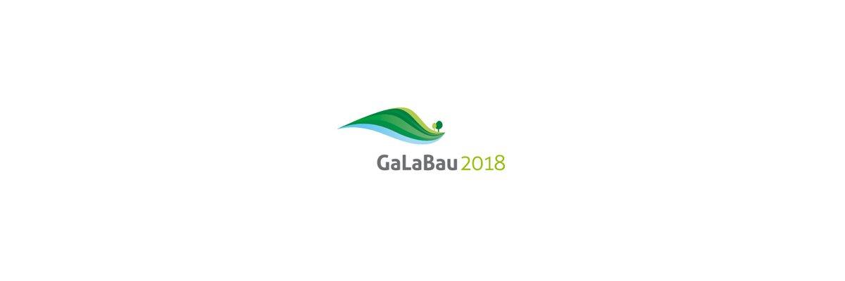 GaLaBau 12. - 15.  September 2018 -