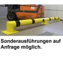 """Ramm-/Anfahrschutz """"RA 1...""""  Ø 108 /..."""