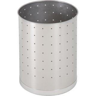 Design-Linie Abfallbehälter - A2050-R.. - Edelstahl, rund, 20 l oder 30 l Inhalt