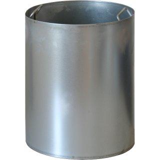 Innenbehälter - IN RS - für STATION RS + RS-FD - mit 2 Griffen, Inhalt ca. 35 l, ØxH 330 x 425 mm, bandverzinkt