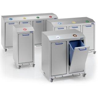 Collect X2001 Wertstoff und Abfallsammler