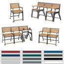 Seniorenbank - S10- vom Stuhl bis zum 4-sitzer mit oder...
