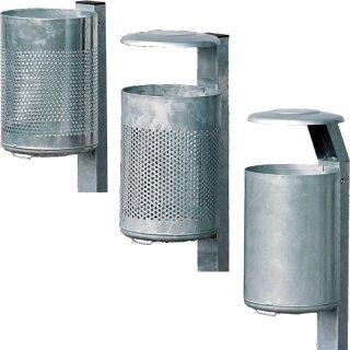 Abfallbehälter Station VS