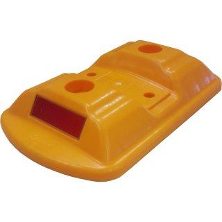 Leitschwelle  LTG 6, kurz, gelb