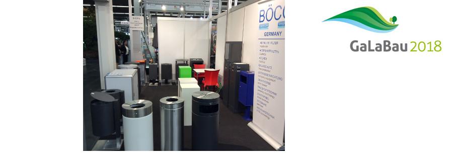 Böco Draht & Blech GmbH auf der Galabau 2